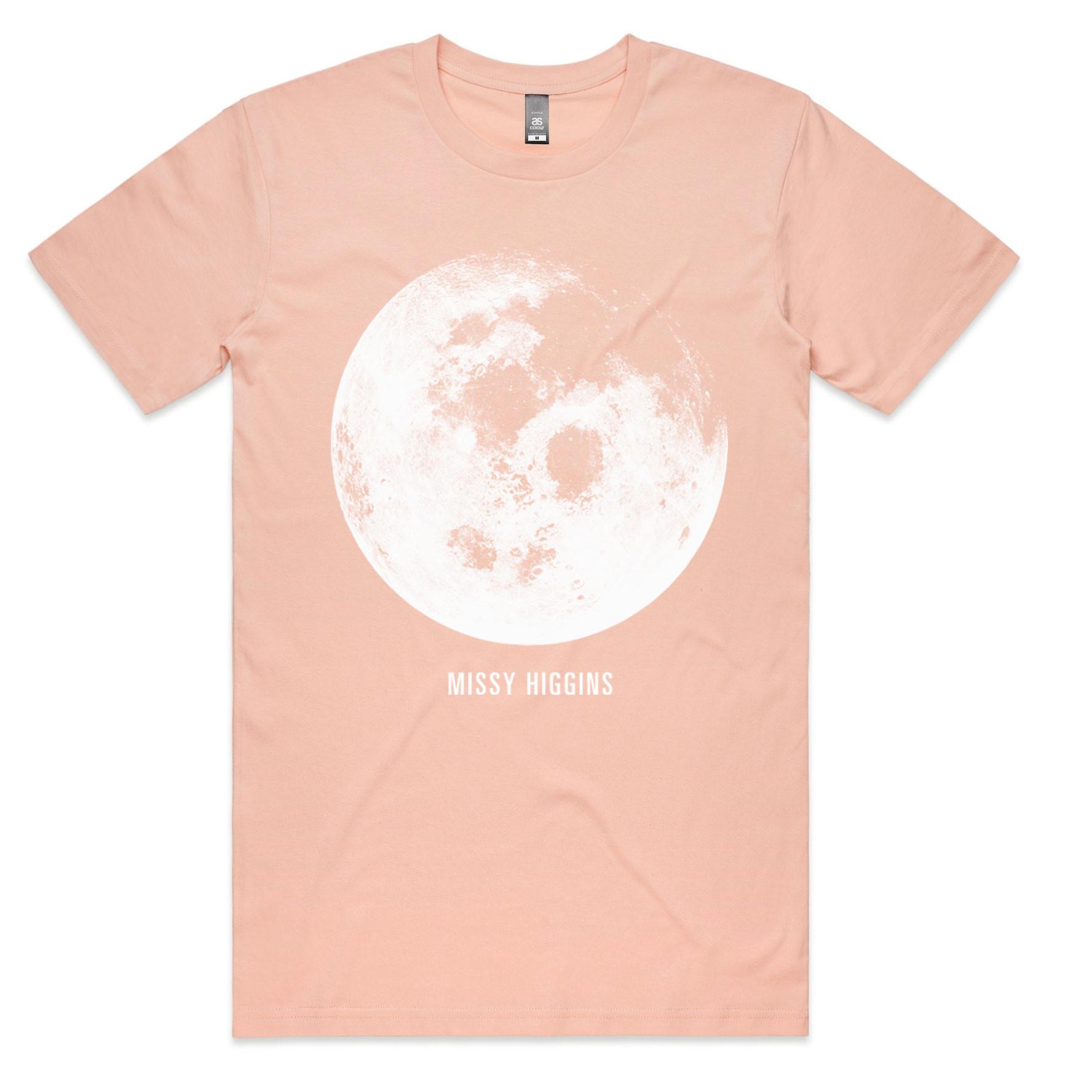 Missy Higgins - Pink Moon Tee
