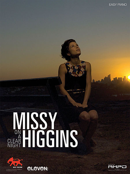 Missy Higgins - 'On a Clear Night' Easy Piano Songbook