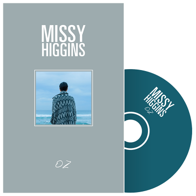 Missy Higgins - 'Oz' Deluxe Book Edition