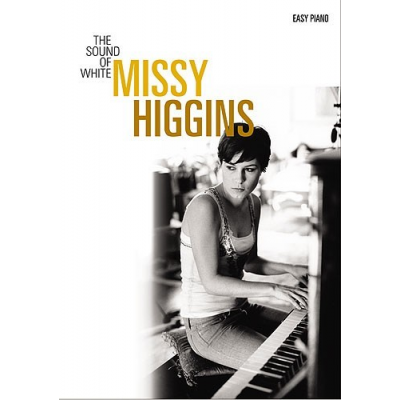Missy Higgins - 'The Sound of White' Easy Piano Songbook